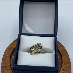 Levian 14kt Diamond Ring